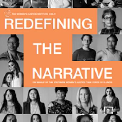 WJI report- redefining the narrative